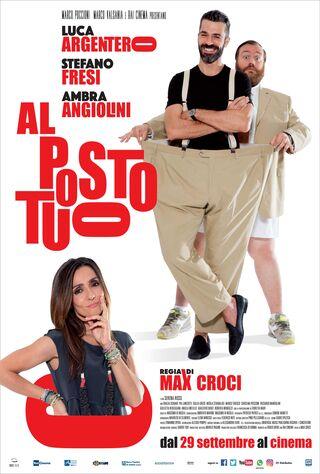 Al Posto Tuo (2016) Main Poster