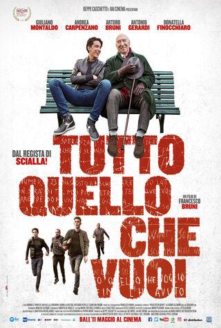 Tutto Quello Che Vuoi (2017) Main Poster