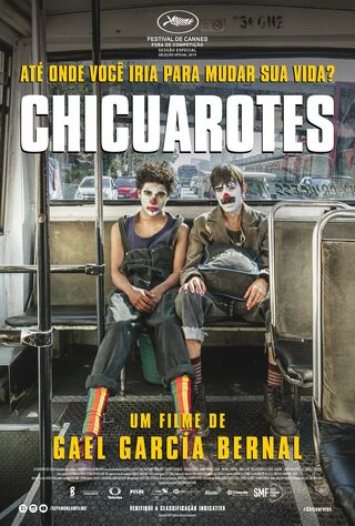 Chicuarotes (2019) Main Poster