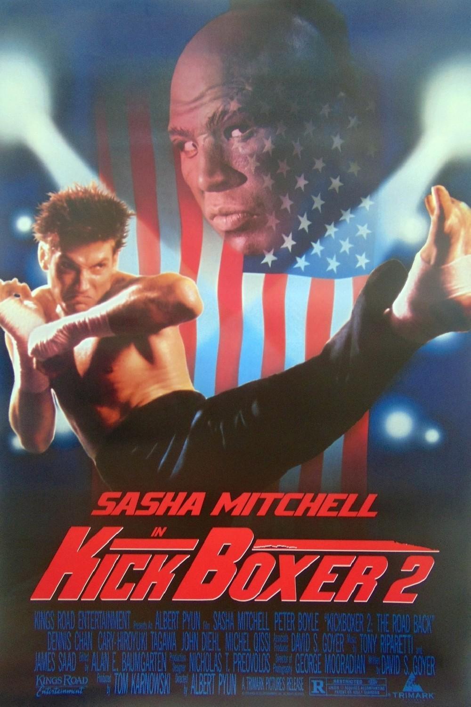 Kickboxer 2: The Road Back (1991) Poster #2