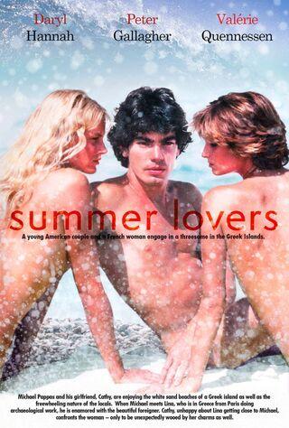Summer Lovers (1982) Main Poster