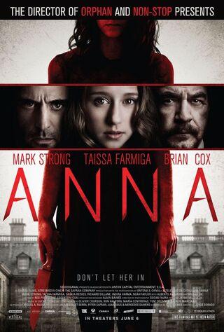 Anna (2014) Main Poster