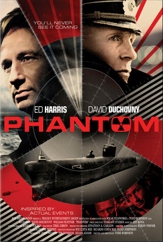 Phantom (2013) Main Poster