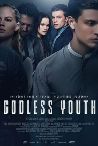Godless Youth (2017) Main Poster