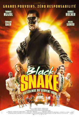 Black Snake: La Légende Du Serpent Noir (2019) Main Poster
