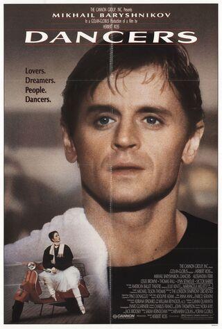 Dancers (1987) Main Poster