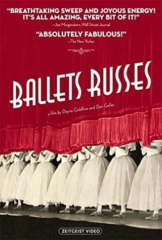Ballets Russes (2006) Main Poster