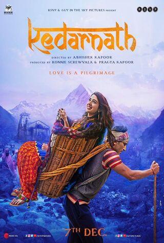 Kedarnath (2018) Main Poster