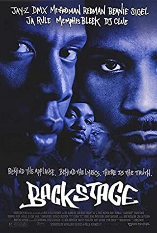 Backstage (2000) Main Poster