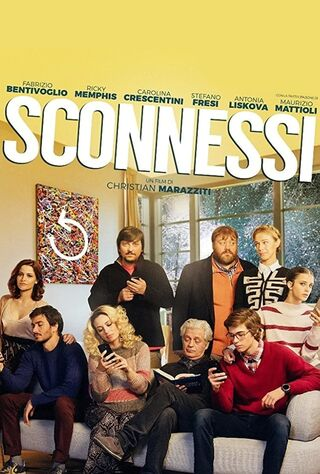 Sconnessi (2018) Main Poster