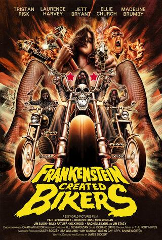 Bikers (2017) Main Poster