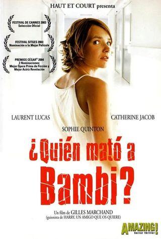 Who Killed Bambi? (2003) Main Poster
