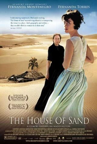 House Of Sand (2005) Main Poster