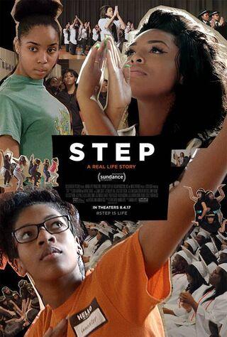 Step (2017) Main Poster