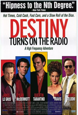 Destiny Turns On The Radio (1995) Main Poster