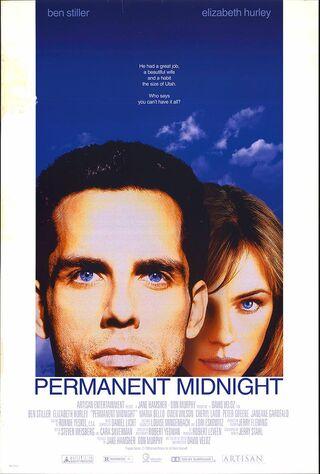 Permanent Midnight (1999) Main Poster