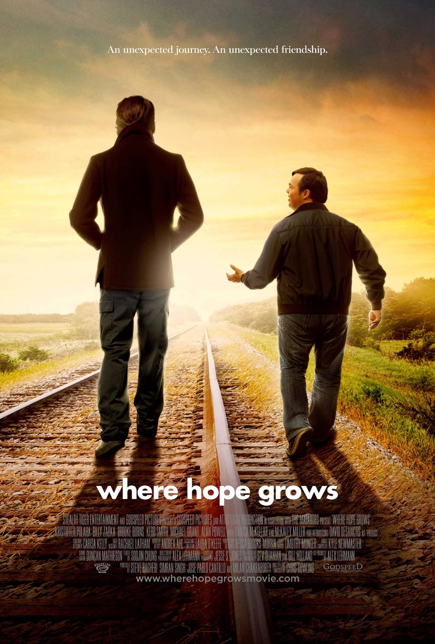 Where Hope Grows (2015) Main Poster