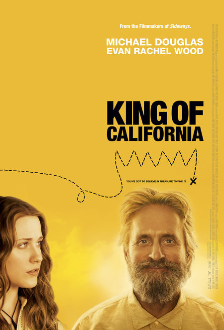 King Of California Main Poster