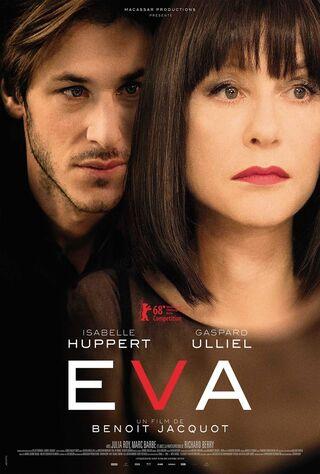 Eva (2018) Main Poster
