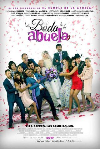 Grandma's Wedding (2019) Main Poster