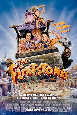 The Flintstones (1994) Main Poster