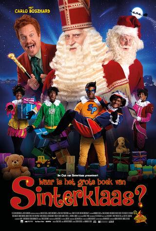 Where Is St. Nicholas' Big Book? (2019) Main Poster
