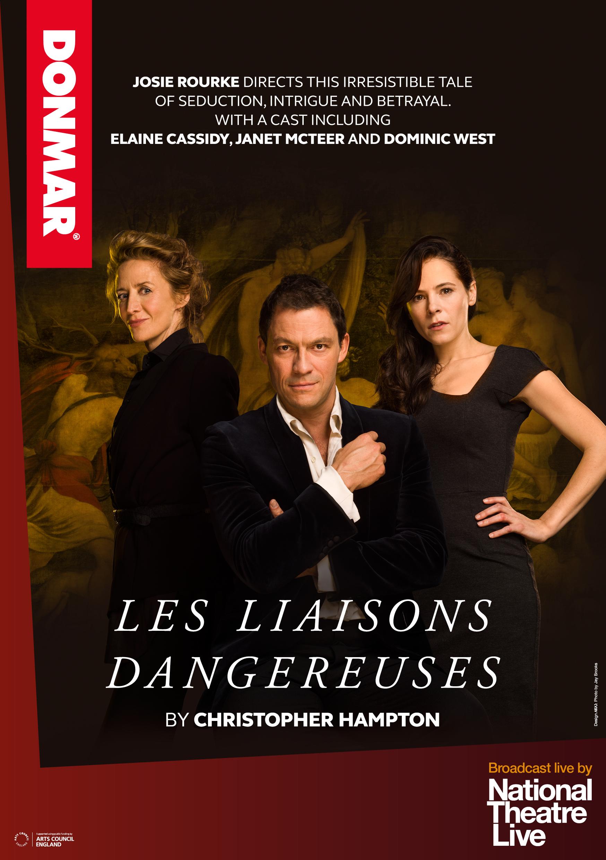 National Theatre Live: Les Liaisons Dangereuses (2016) Poster #1