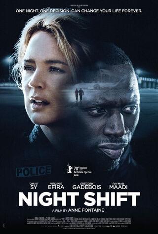 Night Shift (2020) Main Poster
