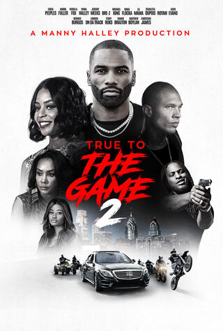 True To The Game 2 (2020) Main Poster