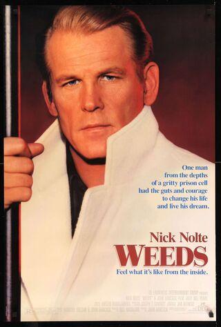 Weeds (1987) Main Poster