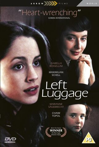 Left Luggage (1998) Main Poster
