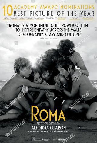 Roma (2018) Main Poster