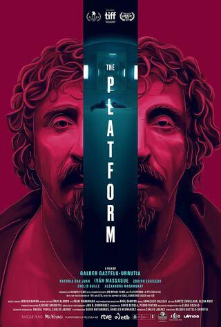 The Platform (2020) Main Poster