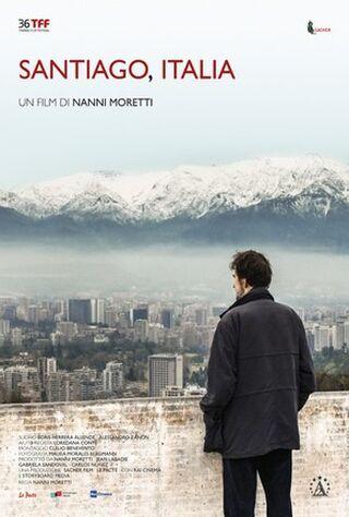 Santiago, Italia (2018) Main Poster