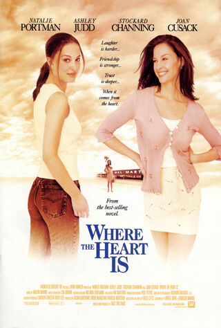 Where The Heart Is (1990) Main Poster