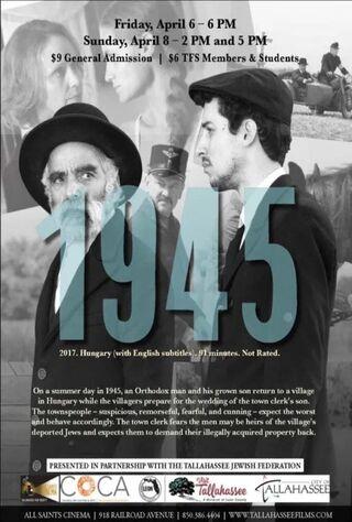 1945 (2017) Main Poster
