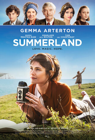 Summerland (2020) Main Poster