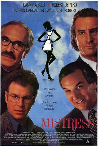 Mistress (1992) Main Poster