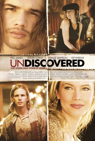 Undiscovered (2005) Main Poster