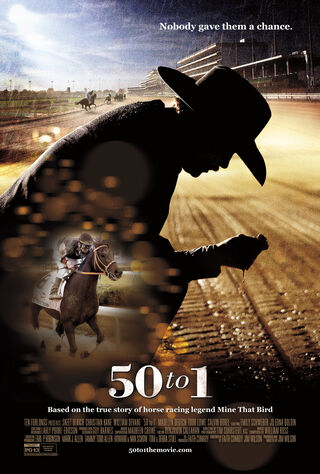 50 To 1 (2014) Main Poster