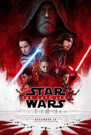 Star Wars Episode VIII: The Last Jedi (2017) Main Poster