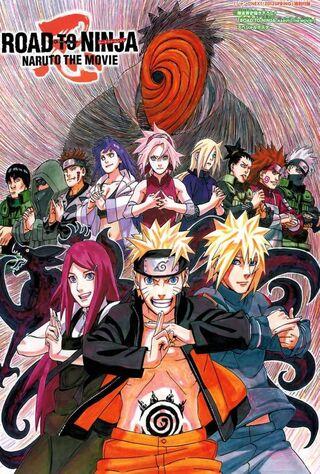 Road To Ninja - Naruto The Movie (2014) Main Poster