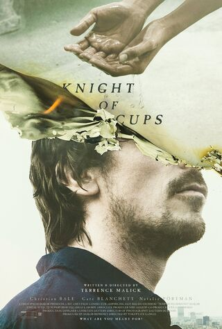 Knight Of Cups (2016) Main Poster