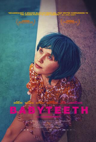 Babyteeth (2020) Main Poster