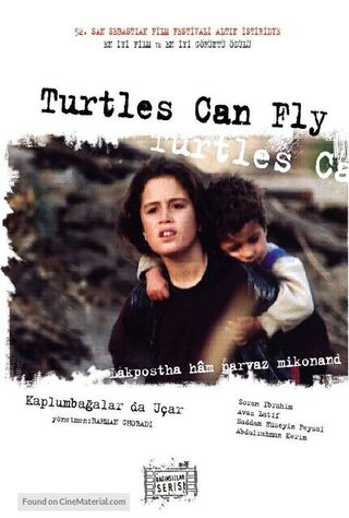 Turtles Can Fly (2005) Main Poster