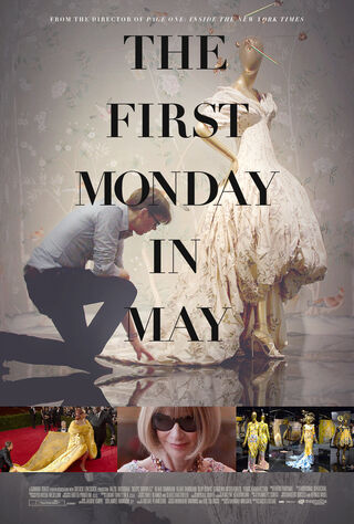 The First Monday In May (2016) Main Poster