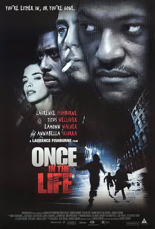 Once In A Lifetime (2016) Main Poster