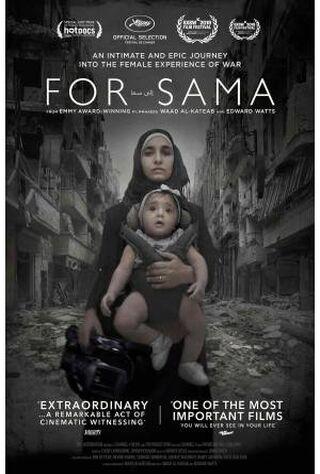 For Sama (2019) Main Poster