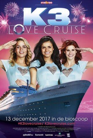 K3 Love Cruise (2017) Main Poster
