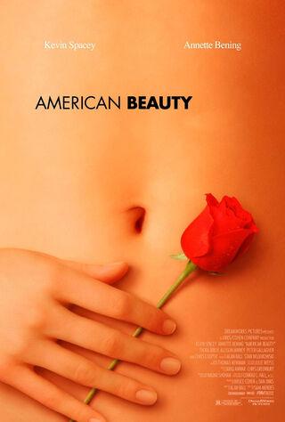 American Beauty (1999) Main Poster